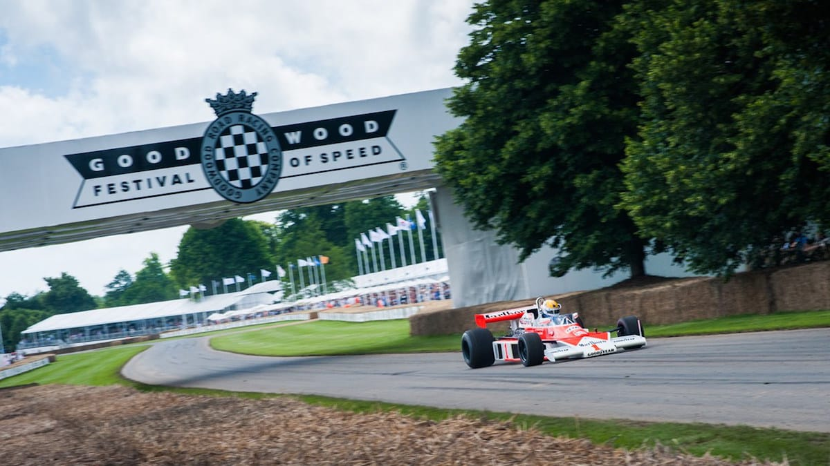 a1130a1e76d How Fever Tree showed up Dry Martini at Goodwood Festival of Speed – AUK